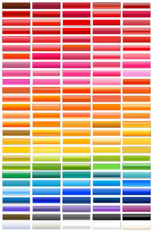 LP(ランディングページ)制作に最適なボタンスタイル135種類