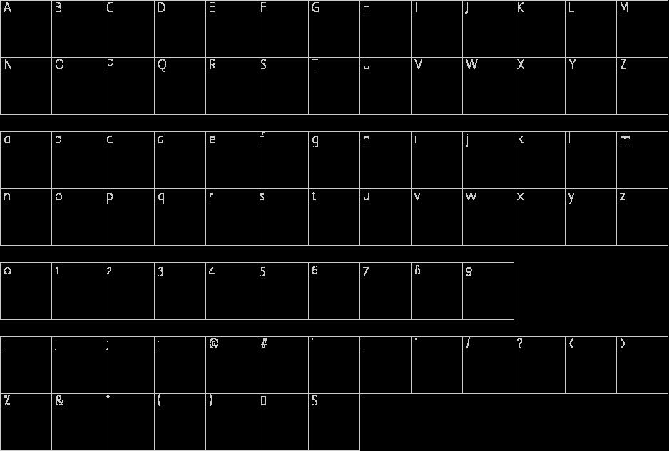 吹き出しイラスト(フキダシデザイン)の無料フリーフォント『Talkies』デザインサンプル