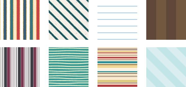 ストライプのパターン背景