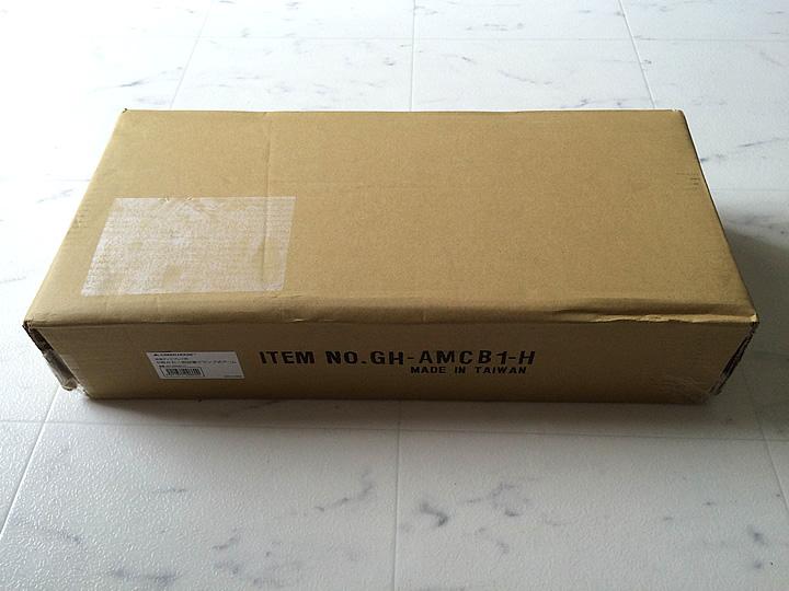 液晶ディスプレイアームの箱